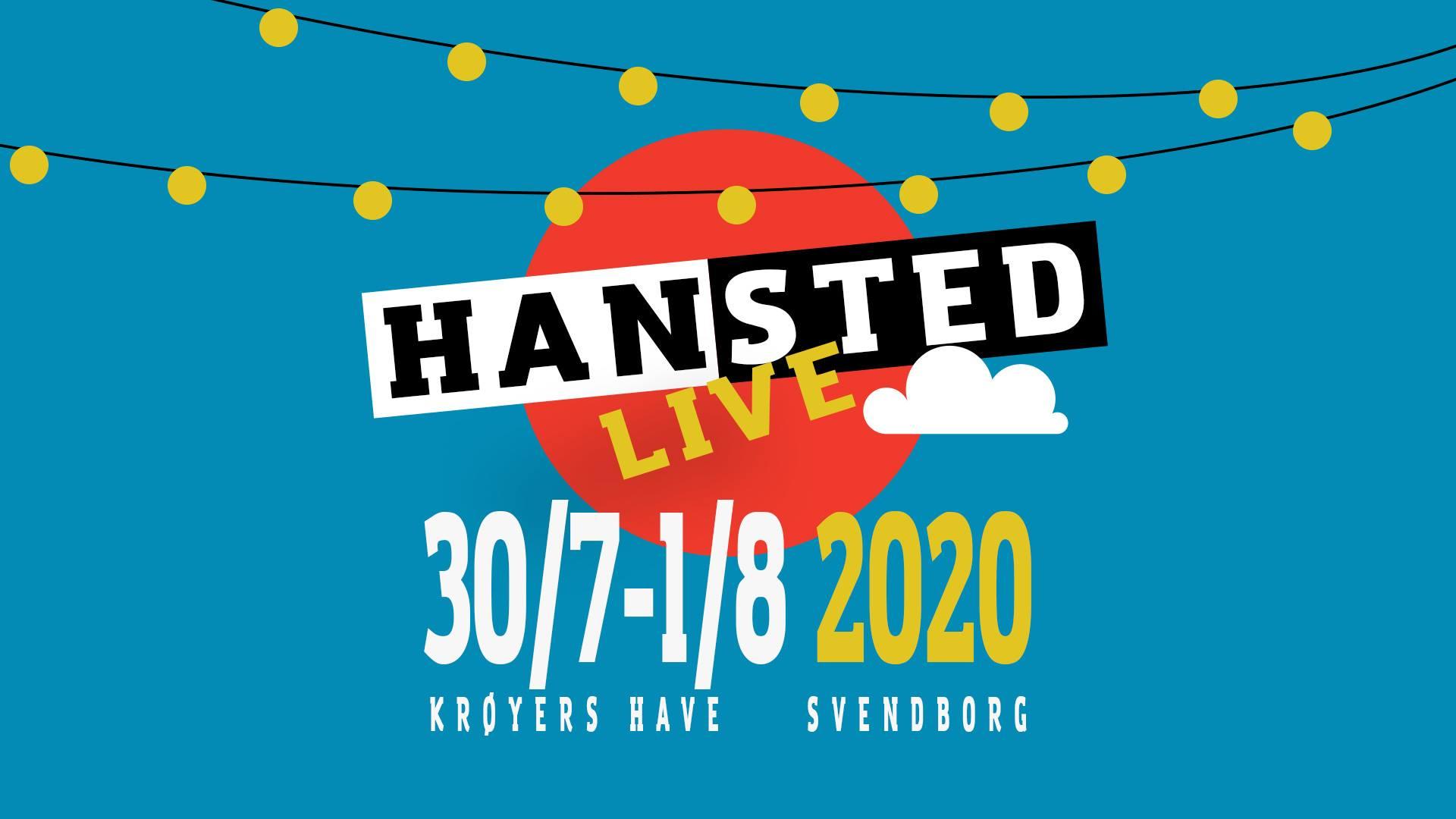 Hansted Live 2020 – AFLYST